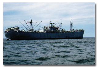 "Liberty Ship ""John Brown"""